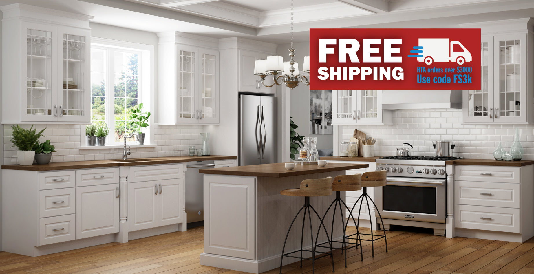 RTA Kitchen Cabinets | Online kitchen Cabinets | RTA Wood ...