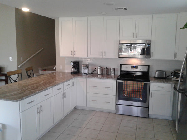 JSI Essex Kitchen Cabinets