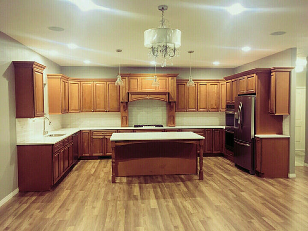 JSI Kingston Kitchen cabinets