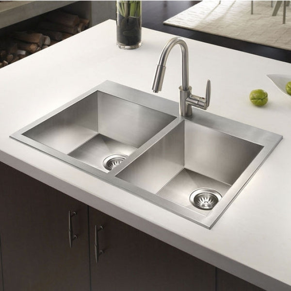What are my Kitchen Sink Options? - RTA Wood Cabinets