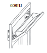 KBR-SB30TILT Branford RTA Soap Tilt Out tray