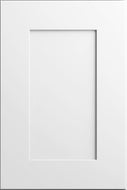 EB10-SD  Sample Door Elegant White Sample Door