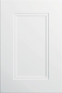 FB10-SD  Sample Door Fashion White Sample Door