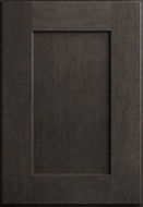 L02-SD  Sample Door Luxor Smokey Gray Sample Door