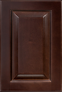 S11-SD  Sample Door Sierra Espresso Sample Door