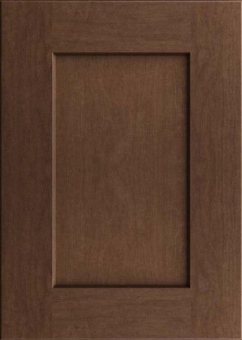L06-SD  Sample Door Luxor Cinnamon Sample Door