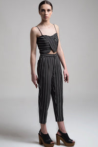 Tailored Single Pleat Trousers