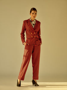 Art Deco Pantsuit