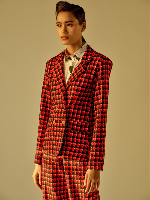 Art Deco Vintage Jacket