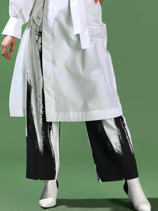 Brush Stroke Pants