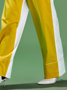 Color Block Pants