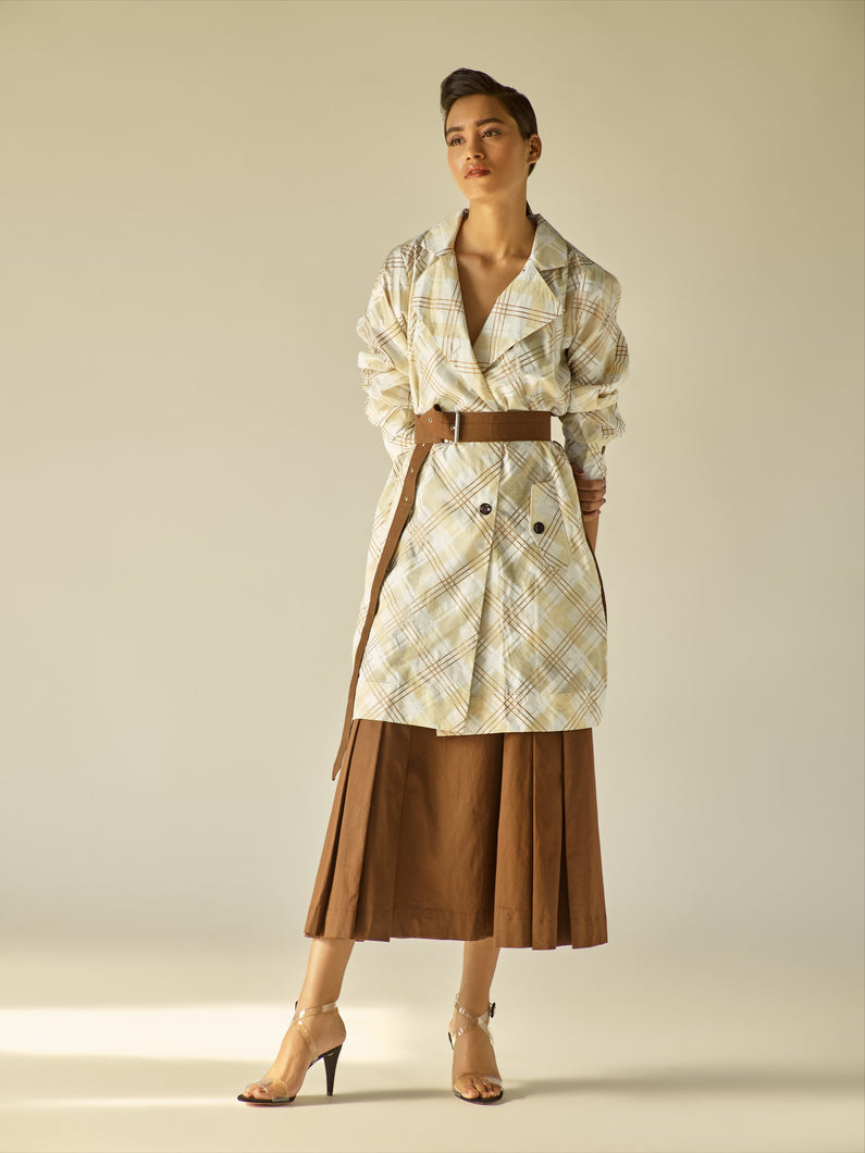 Vintage Jacket and Skirt Set