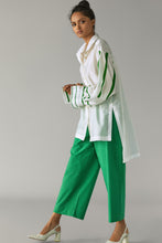 Load image into Gallery viewer, Kelly Green Cotton Pants