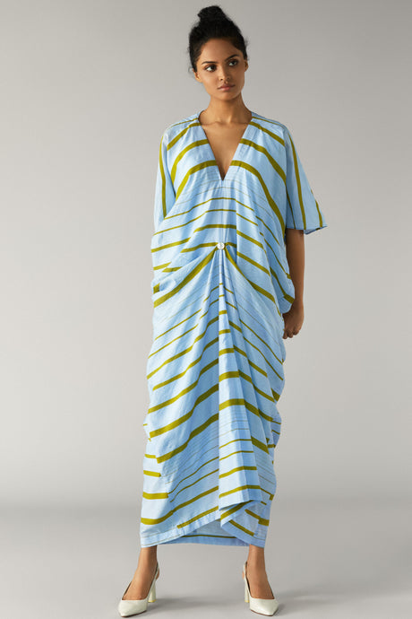 Striped Kaftan