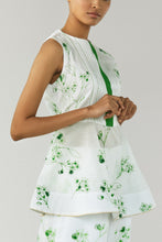 Load image into Gallery viewer, Shiro Floral Peplum Set