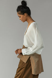 Neutral Square Top