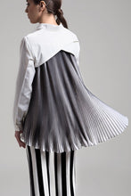Load image into Gallery viewer, Oxford Accordion Shirt