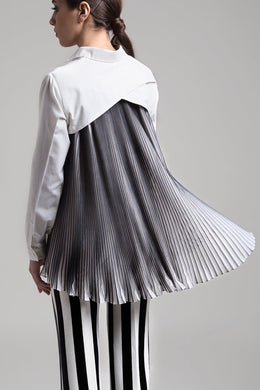 Oxford Accordion Shirt