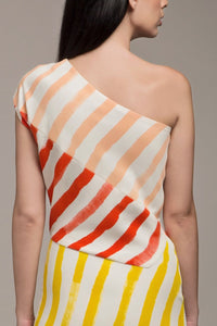 Candy One Shoulder Dress