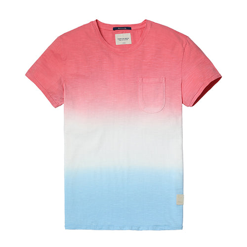 Gradient Short Sleeve T-Shirt