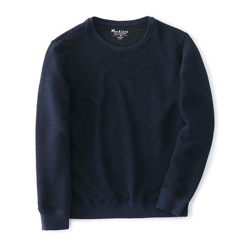 Men - Casual Sweatshirt Dark