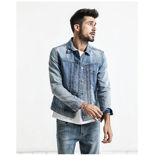 Men - Denim Jacket