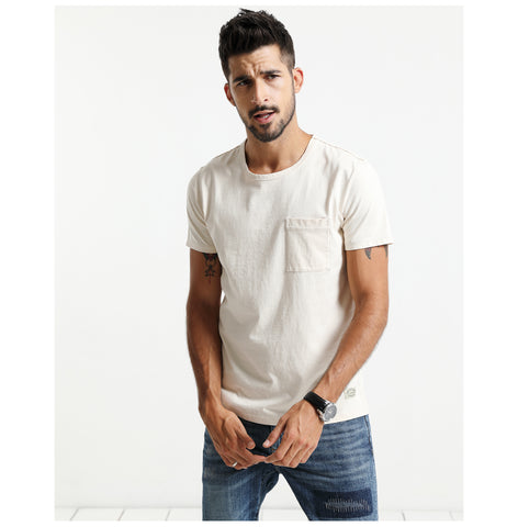 Basic Short Sleeve T-Shirts