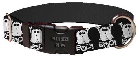 Halloween Dog Collars - Over 14 Patterns to Choose From