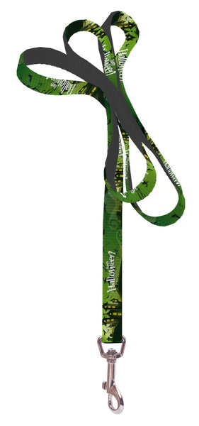 Plus Size Pups Dog Leash - Halloween Haunted House