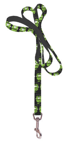 Plus Size Pups Dog Leash - Frankenstein