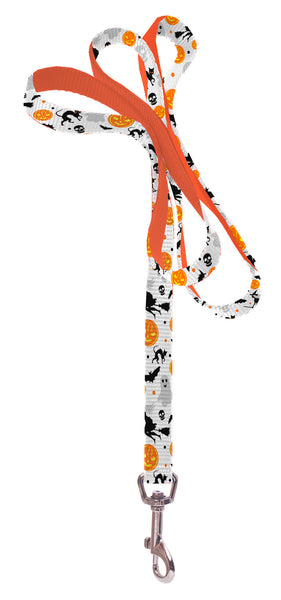 Plus Size Pups Dog Leash - Halloween Multi-Pattern