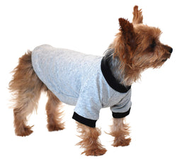 Chihuahua / Yorkie Long T-Shirt - Fits 5 to 9 Pound Dog - Available in 6 Colors!