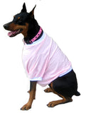Boxer / Doberman Shorty T-Shirt - Fits 56 to 110 Pound Dog - Available in 6 Colors!