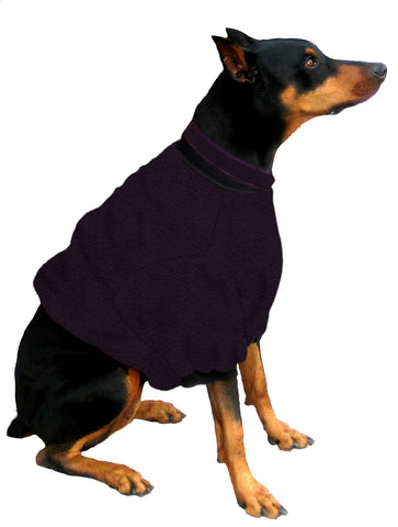Boxer / Doberman Shorty Sweatshirt - Numerous Patterns or Colors to Choose From!