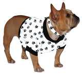 French Bulldog Shorty Sweatshirt - Fits 16 to 30 LB Dog - Over 20 Patterns to Choose From!