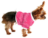 Chihuahua/Yorkie Shorty Sweatshirt - Fits 5 to 9 Pound Dog - 10 Patterns or Colors to Choose From!