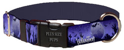 Plus Size Pups Halloween Dog Collar Zombies