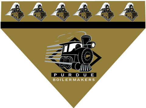 College - Purdue Boilermakers Dog Bandana