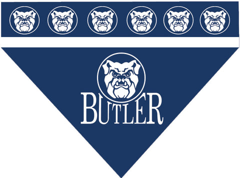 College - Butler Bulldogs Dog Bandana