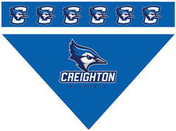 College - Creighton Bluejays Dog Bandana