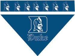College - Duke Blue Devils Dog Bandana