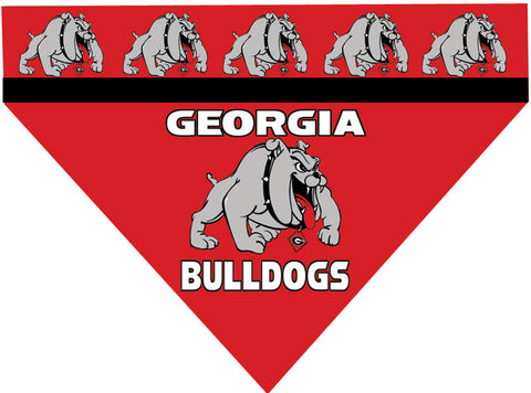 College - Georgia Bulldogs Bandana
