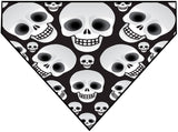 Halloween Over the Collar Dog Bandana(s) - Over 20 Patterns to Choose From!