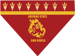 College - Arizona State Sun Devils Dog Bandana