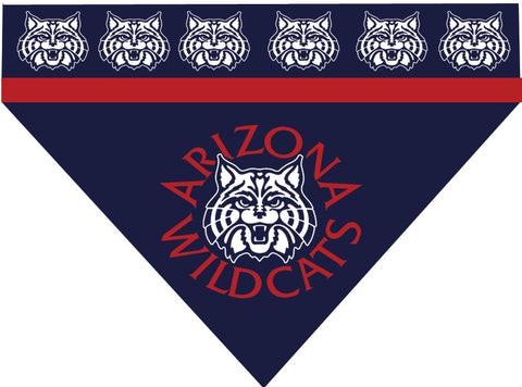 College - Arizona Wildcats Bandana
