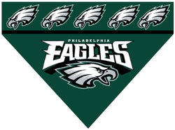Football Dog Bandana - Eagles