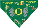 Over the Collar Dog Bandanna - University of Oregon - Oregon Ducks