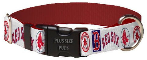 Dog Collar - Boston Red Sox