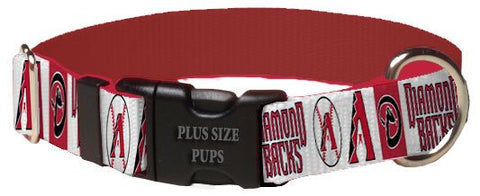 Dog Collar - Arizona Diamondbacks