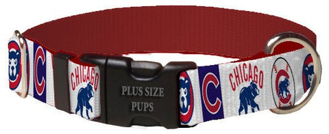 Dog Collar - Chicago Cubs